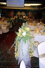 Yellow crysanthemum