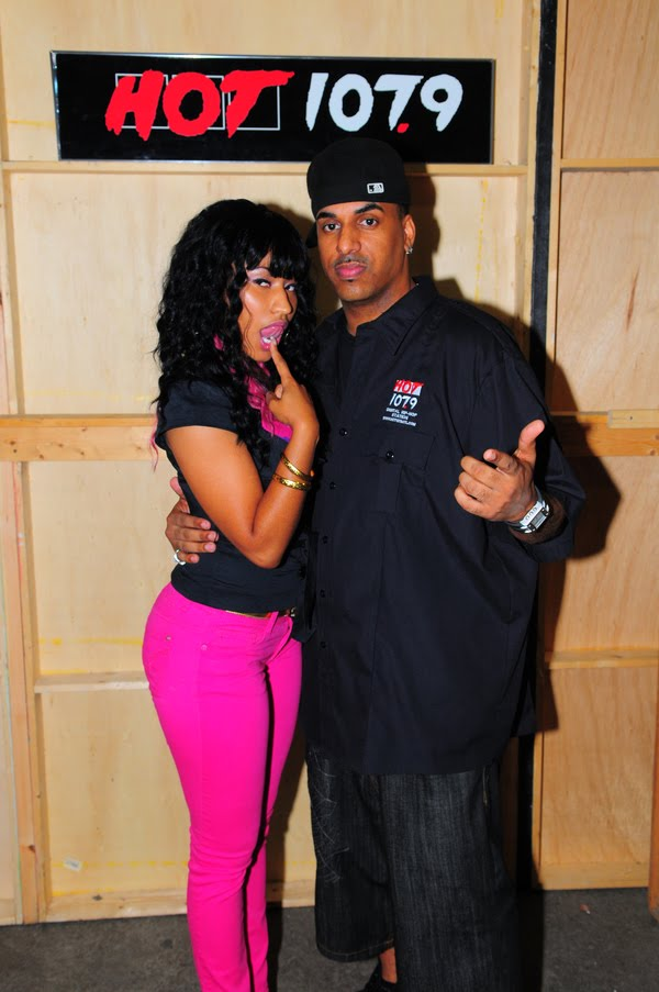 Nicki Minaj Before The Plastic Surgery Funmi Ogunja