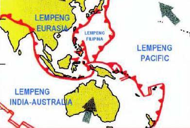 Terbentuknya Pulau-Pulau di Indonesia | Geologi, Geodesi ...