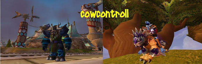 Cowcontroll