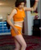 کلیپ رقص