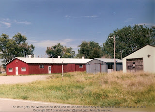 Rose, Nebraska, in 2000