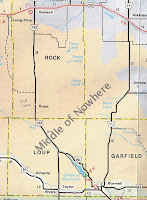 Rock County and surrounding Nebraska counties