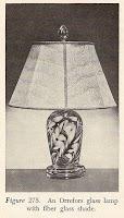 1940s lamp