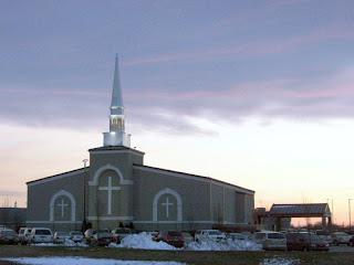 Hillcrest Baptist Church, Hopkinsville, KY