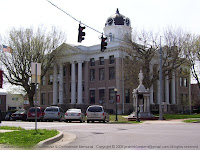 Caldwell County, KY, courthouse