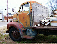 1951 Ford F5 Truck Cab over Engine