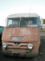 1954 Ford bread truck