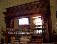 Sideboard in historic Hopkinsville, KY, home