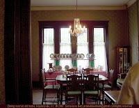 A beautiful Victorian dining room