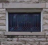 Nice window in a Victorian house