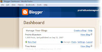 1000 posts on Blogger