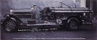 1928 LaFrance fire engine