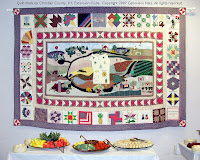 Extension clubs friendship quilt