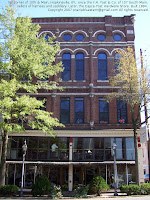 F. A. Yost building, historic district of Hopkinsville, KY