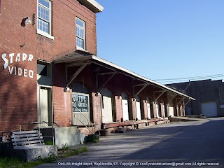 L&N freight depot in Hopkinsville, KY