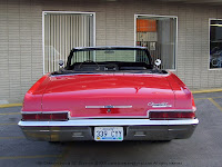1966 Impala Convertible
