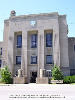WPA courthouse in Kentucky