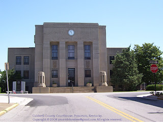 Art deco courthouse