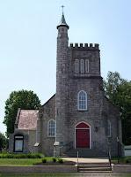 Stone church, Auburn, KY