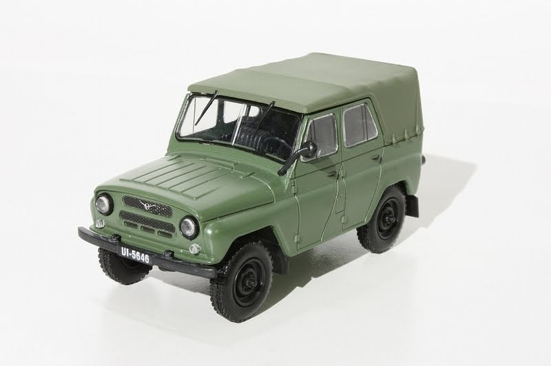 miniautohobby uaz 469 and uaz hunter. Black Bedroom Furniture Sets. Home Design Ideas