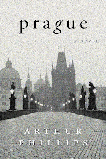 Prague, a novel about Budapest