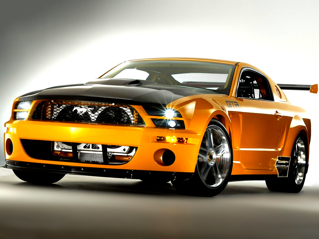 ford mustang tuning de autos cars. Black Bedroom Furniture Sets. Home Design Ideas