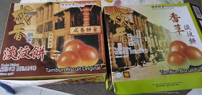 Beautiful Things In Life: Tambun Biscuits - Seng Heang