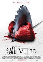 Saw 7 / El Juego del Miedo 7: Capitulo Final / Saw VII 3D