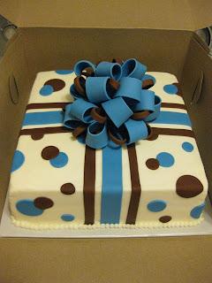 A Piece Of Cake Present Cakes