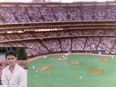 """En el """"Sky Dome"""" Toronto 1989"""