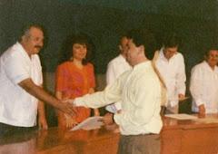 Titulo L.C.C. en el ICSMAC 1993
