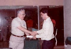 Diploma curso de Juan Vené 1992