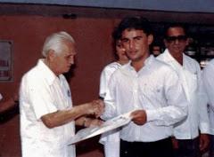 Titulo B.C.S. Escuela Modelo 1989
