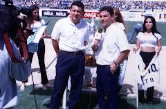 """En el """"Carlos Iturralde"""" 1999"""