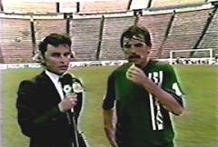 """En el estadio """"Azulgrana"""" 1989"""