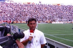 "En el estadio ""Nou Camp"" 1999"
