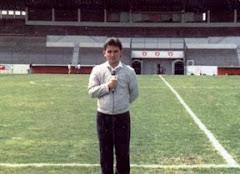 """En el estadio """"Neza `86"""" 1993"""