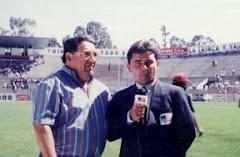 """En el """"Sergio León Chavez"""" 1994"""