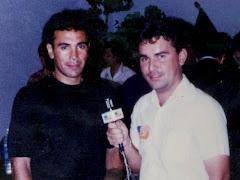 Entrevista a Hugo Sanchez 1994