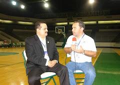 """En el """"Coliseum"""" de Texas 2007"""