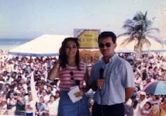 En Telemar Progreso en 1996