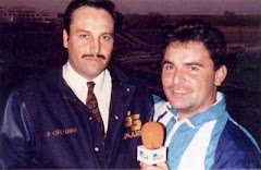 En el estadio de Cd. Juarez 1993