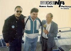 """En el estadio """"Hidalgo"""" 1993"""