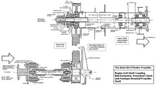 Exo Cruiser: Bede BD-5 Transmission