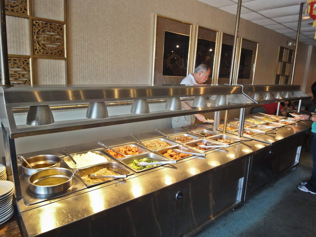 Thoughts from New Albany: Imperial Garden's Chinese Buffet