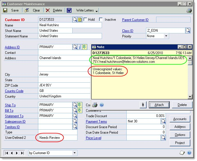 microsoft dynamics gp user manual