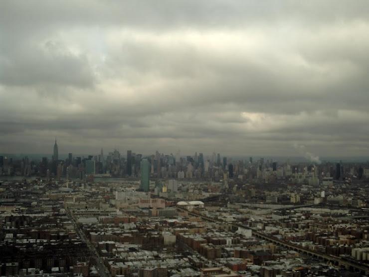 New York de cima!!!!