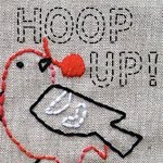 Hoop Up! Stitch & Send