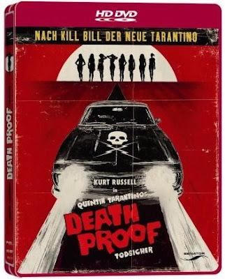 Death Proof Dvd